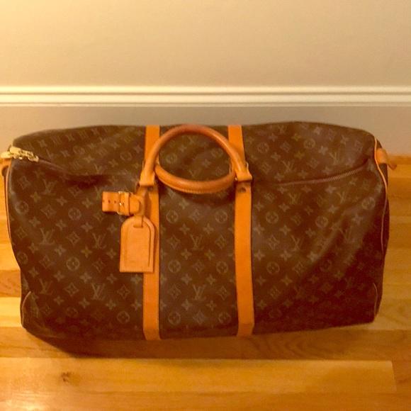 386717d3e40 Louis Vuitton keepall 60